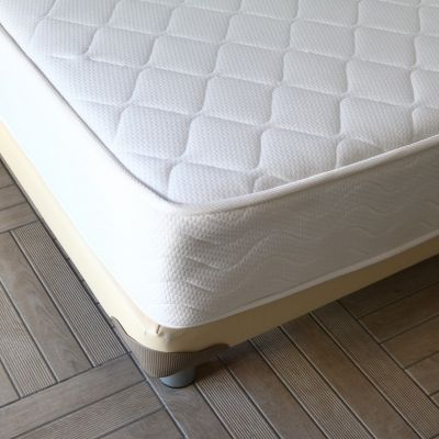 Cover your mattress and box spring to take precautions and prevent bed bugs from returning in Pepperell MA